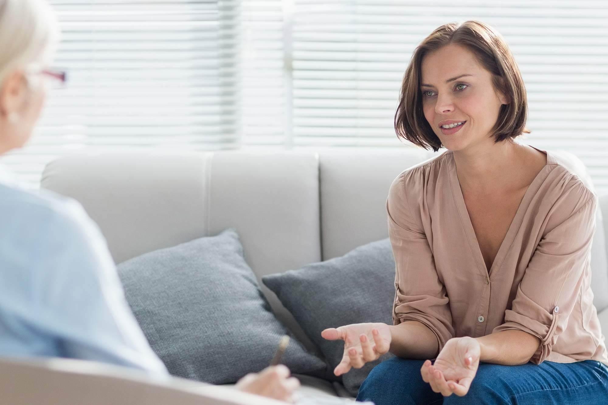 Vrouwen in coachingsgesrprek (Opleidingen)