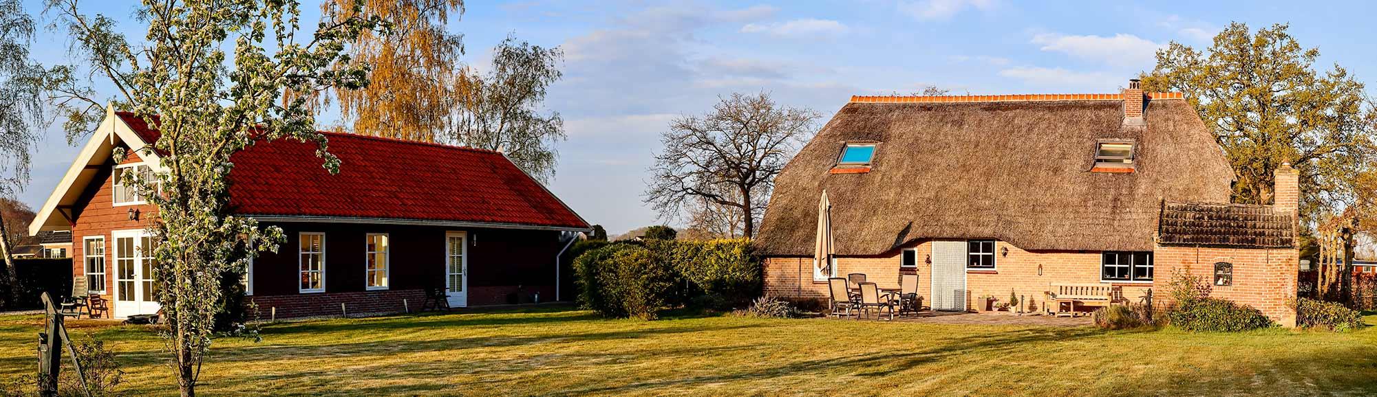 Atma gebouw Doornspijk Veluwe