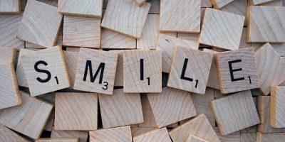 Scrabbleletters Smile